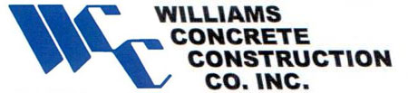 Williams Concrete Construction